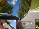 Oberjoch mit Ducati Monster - schönes Wetter und freie Fahrt