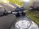 Ochsattel (Ox / Ochssattel) mit Honda CB500 (Österreich)