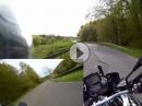 Odenwald Feierabendunde mit BMW R1200 GS