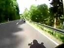 Test der GoPro Hero auf der Fahrt zum Oderstausee Harz