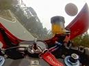 Ofenpass mit der Honda CBR 900 RR SC50