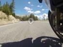 Ofenpass (Pass dal Fuorn) von Livigno aus kommend