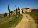 Off in Tuscany (Toscana) Italy