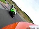 Most onboard - Oldmen Cup FR-Performance mit Kawasaki ZX10R
