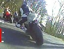 Geil! Oliver's Mount 1 Runde onboard Keith Pringle (BMW S1000RR) 2012 - Attacke