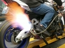 On Fire: Yamaha R1M Dynorun, Austin Racing Exhaust, ECU Flash by 2 Wheel DynoWorks
