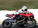 On Track - Moto Guzzi MGS-01