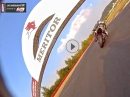 Onboard-Action: Triumph Street Triple-Cup Most 2016