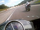 Onboard Dijon - Yamaha R6 - Slick Pirelli Superbike Pro