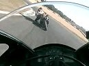 Onboard Estoril - Trackday August 2008 with Honda CBR 600 RR - Pirelli Diabolo Supercorsa