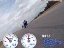 Groß Dölln onboard beim PS-Racecamp Triumph Daytona 675 R