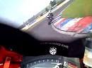 Onboard Honda VTR SP1 Eurospeedway Lausitzring