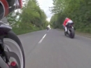 Onboard Lap Isle of Man TT 2015 - Michal Dokoupil Yamaha R6