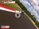 Onboard Lap M. Laverty, Tycp BMW Quali Brands Hatch R07/16