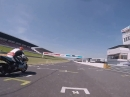 Onboard Lap Most mit Ducati Panigale 1199