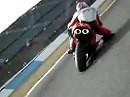 Onboard Motegi (Japan) with Honda VTR SP2