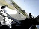 Onboard Sachsenring - left hand steering