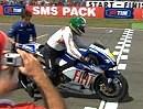 Opa Giacomo Agostini in Assen - er kanns nicht lassen.