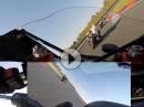 Oschersleben Speedweek - Rennen 1 Supermono EM 2015 Schmeink Racing KTM 690 720 motorcycle race