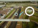 Oschersleben - Streckenerklärung aus der Luft mit Alex Cudlin