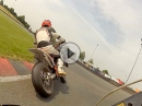 Oschersleben Supermoto mit KTM SMR 450