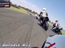 Oschersleben: Triumph Street Triple-Cup 2014 Highlights