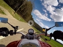 Ostersonntag im Dachauer Hinterland mit Ducati Monster