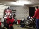 Osterwetter... Zeit zum angaasen! ... halt in der Garage...