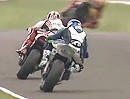 Oulton Park (BSB) MCE Insurance British Superbike Championship 2012 Race3 Highlights