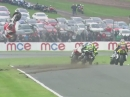 Oulton Park British Superbike (BSB) Race1 Highlights
