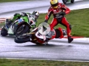 Oulton Park British Superbike R02/16 (MCE BSB) Race1 Highlights