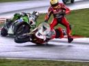 Oulton Park British Superbike R02/16 (MCE BSB) Race1 Highlights