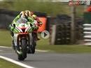 Oulton Park British Superbike R03/17 (MCE BSB) Race1 Highlights