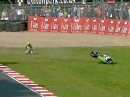 Oulton Park British Superbike R7 (BSB) Race1 Highlights