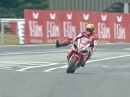 Oulton Park British Superbike R7 (BSB) Race3 Highlights