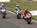 Oulton Park British Superbike Race1 R02/19 (Bennetts BSB) Highlights