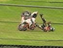 Oulton Park British Superbikes (BSB) 07/2013 Race2 Highlights