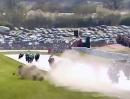 Oulton Park British Superbikes (BSB) 2013 Race2 Zusammenfassung