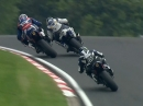 Oulton Park British Supersport (BSS) 02/14 Feature Race Highlights