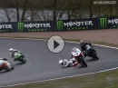 Oulton Park British Supersport R02/16 (Dickies BSS) Sprint Race Highlights
