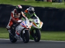 Oulton Park British Supersport R09/16 (Dickies BSS) Sprint Race Highlights