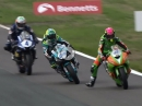 Oulton Park British Supersport R10/18 (Dickies BSS) Sprint Race Highlights