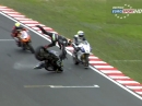 Oulton Park British Supersport R9/15 (MCE BSS) Feature Race Highlights