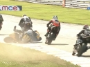 Oulton Park British Supersport R9/15 (MCE BSS) Sprint Race Highlights