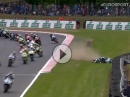 Brands Hatch, Feature Race, British Supersport R03/16 (Dickies BSS) Highlights