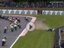 Brands Hatch, Feature Race, British Supersport R03/16 (Dickies BSS) Highlights