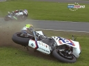 Oulton Park - MCE BSB 2015 - Action Video Montage - Bäämm