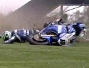 Oulton Park (BSB) MCE Insurance British Superbike Championship 2012 Race 1 Highlights