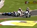 Oulton Park Race1 (BSB) MCE Insurance British Superbike Championship 2012 Highlights.