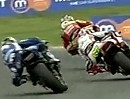 Oulton Park Race2 (BSB) MCE Insurance British Superbike Championship 2012 Highlights.